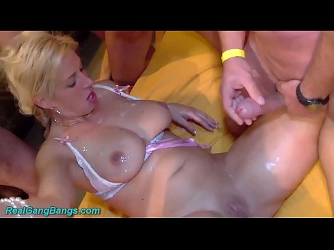 stepsister first time rough bukkake fuck party