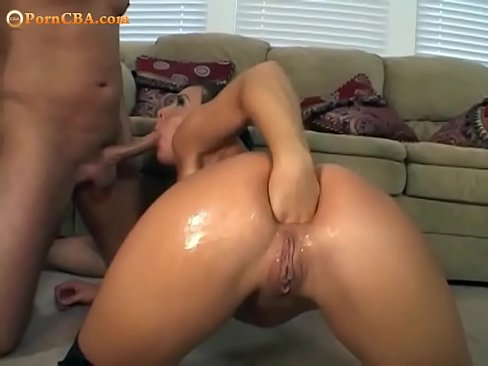Extreme anal fisting and fucking