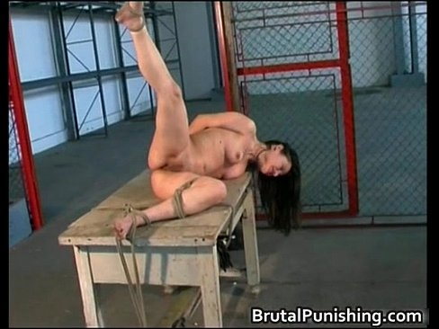 Hard core s&amp_m and brutal punishement
