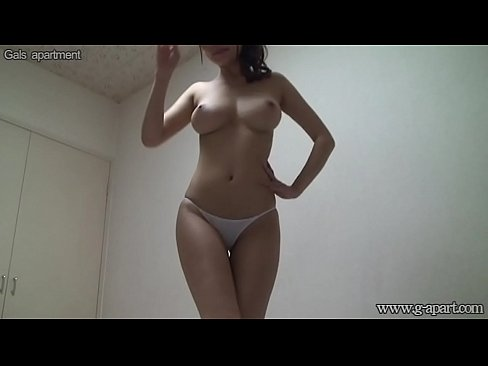Young Japanese with Perfect Tits