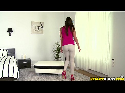 Reality Kings - Teen pays for rent with sex
