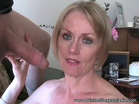 Multiple amateur in mouth blowjobs swallow