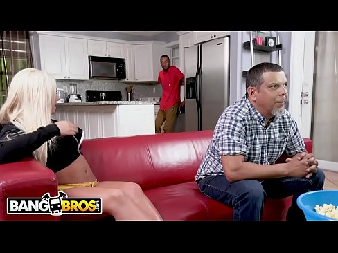 BANGBROS – Brandi Bae Loves Her Father's Hung Black Friends