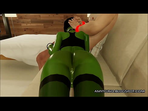 3D Orc Futanari Shemale Takes It Anal In Virtual Reality Game!