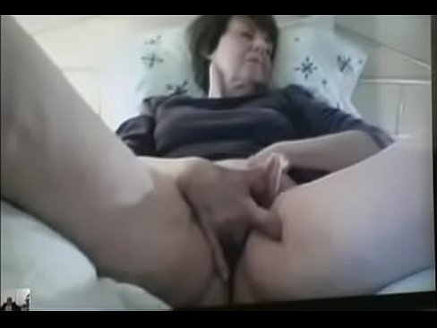 67 Year Old English Grandmother Plays With Me On Skype Http Bit