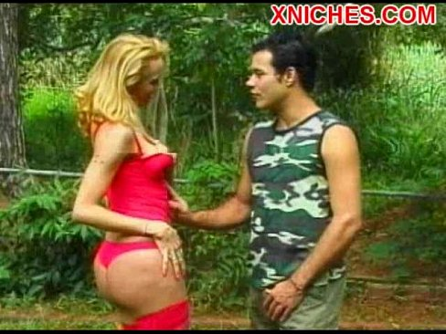 Shemale Sex Outdoor
