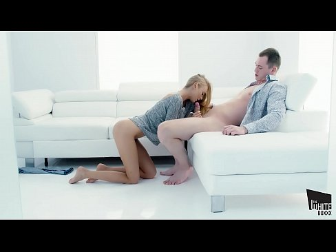 THE WHITE BOXXX – Passionate Sex With Sensual Ukrainian Blonde Babe Nancy A