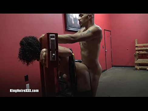 Clip sex Misty Stone's Kinky Introduction To King Noire