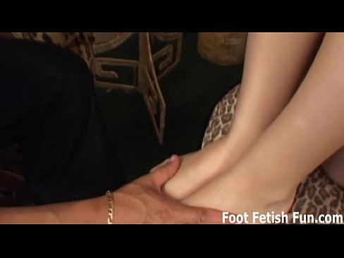 Total findom foot fetish humiliation