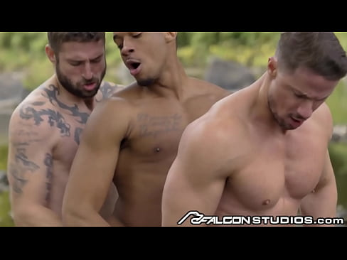 Bored Fishermen Play With Their Own Meat Poles - FalconStudios