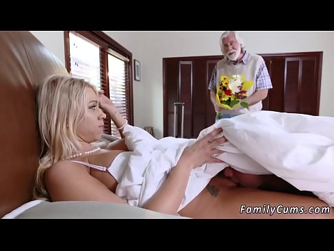 Mom shares daughter with stepdad sex