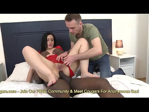 Husband Eats Cum From Another Mans Balls Out Of His Wifes Asshole – Cuckold