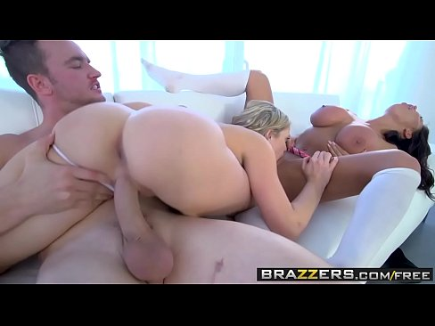 Brazzers - Sex pro adventures - (August Taylor, Mia Malkova, Van Wylde) - Dirty Girls Learn Dirty Words