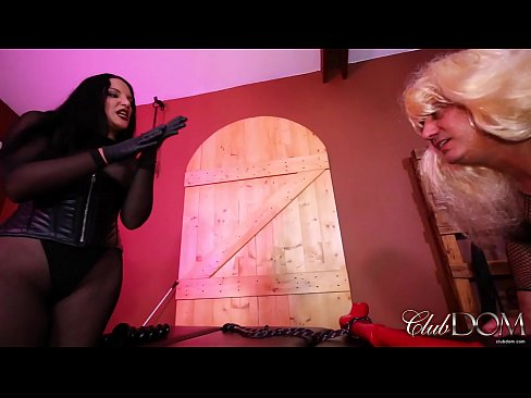 Mistress Michelle has lots of Horse-Power/Caned as an Example