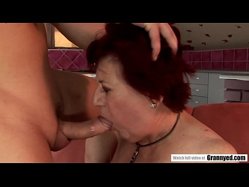 Wife masturbating with large cock