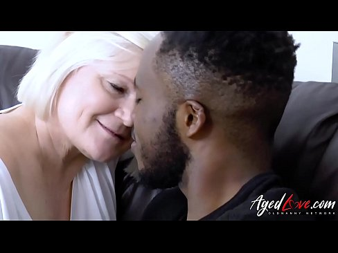 Clip sex AgedLovE Huge Black Dick and Blonde Mature Chubby