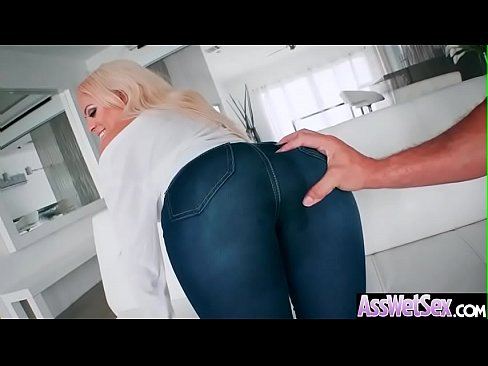 Big Huge Oiled Ass Girl (Luna Star) Enjoy Hard Anal Sex video-23