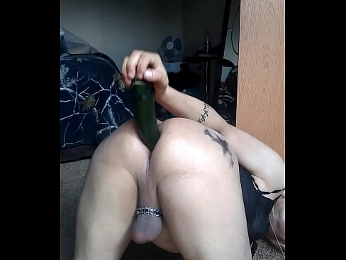 Fucking My Self Cucumber