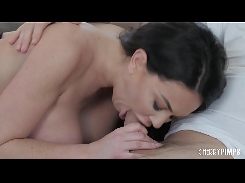 Brooke is the real meaning of what bombshell babe is! Get ready to enjoy seeing her beautiful, large tits bouncing while she rides a big stiff cock.