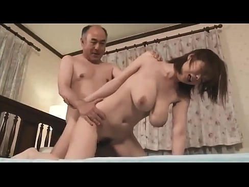 Bigtits maid vs lucky Old man 2