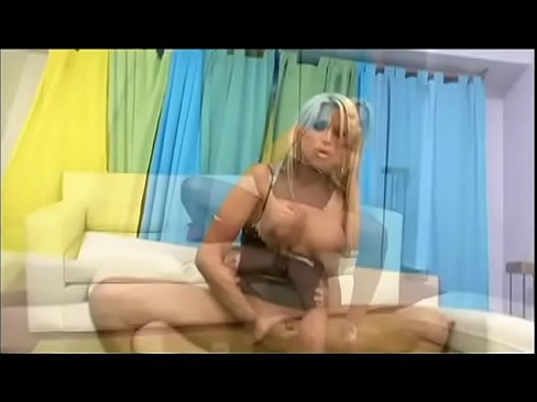 Gorgeous cute tranny likes the feeling of a huge pole banging her tight ass hole