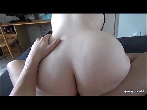 Fucking Horny Chubby with Perfect Thick Ass