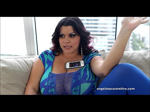 Cuban bbw angelina castro sucks amp fucks puerto rock039s cock