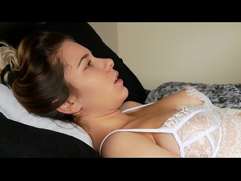 Stepdaughter makes a vid for her boyfriend and stepdad catches her! Samantha Flair