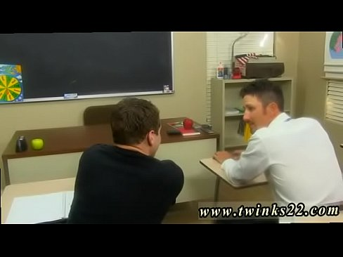 Emo gay hard porn Danny Brooks finds his student, Max Martin, putting