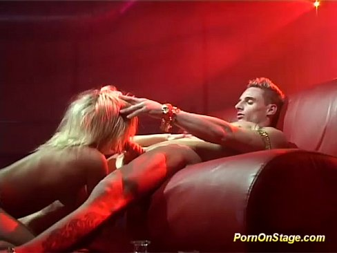 Sex On Stage Video