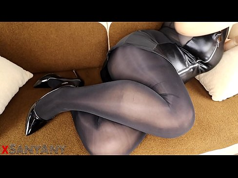 MY LEGS IN TIGHTS 100%, SUPER VIDEO FOR SUBSCRIBER - XSANYANY