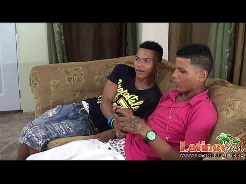 young latin cock-suckers and ass bangers at home