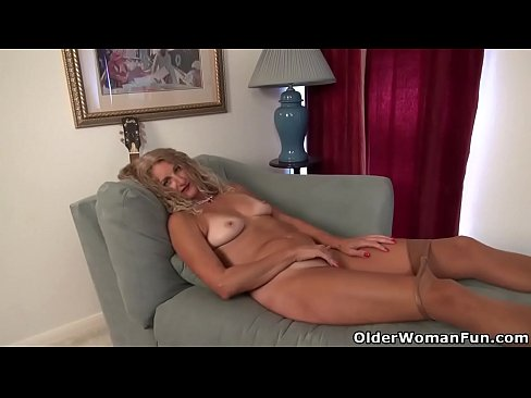 American mothers in pantyhose half 5