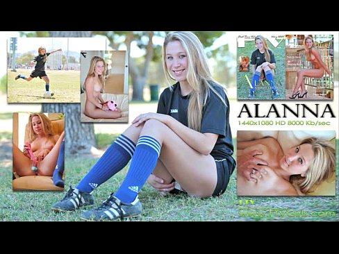 Are absolutely Alana naked soccer girls