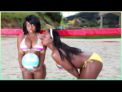 Bangbros Double Fudge Dessert On Brown Bunnies With Jada Fire And Aryana Starr Xvideos Com