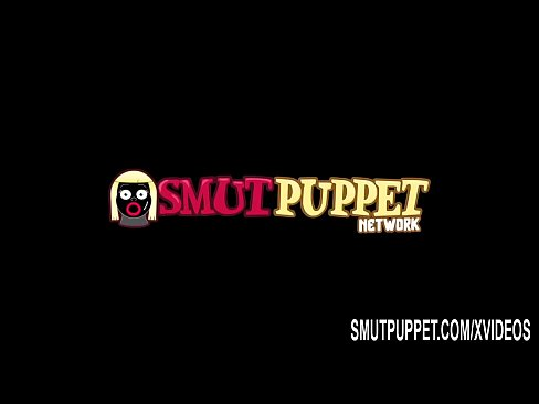 Smut Puppet - Young Lesbians Kissing and Licking Compilation Part 3