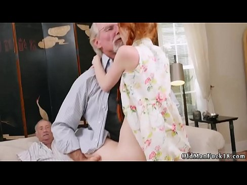 Old Man Fucks Young Prostitute