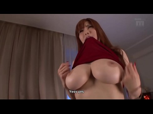 [English Subtitle] I control the idol girl -- Anri Okita with my magic phone and play with her [Full Length Video At JavForReal.com]