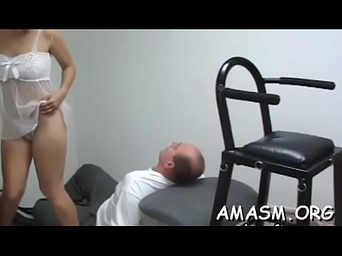 Carnal woman facsitting hubby in real non-professional fetish xxx