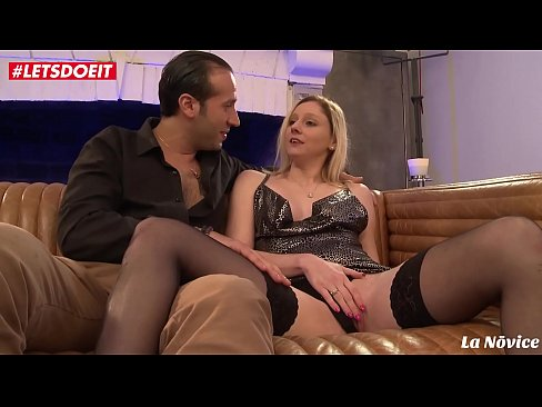Blonde Milf Fucks Stepson