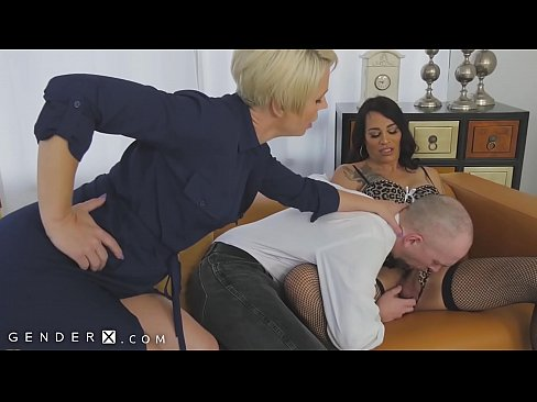 Clip sex Wife Surprises Hesitant Husband With Trans Sex Worker - GenderX