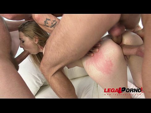 Areana Fox introduced to LP by Proxy Paige (3on1 Airtight DP) SZ1376