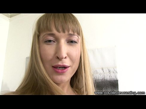 DOUBLEVIEWCASTING.COM - ANAL ANGEL MICHELLE (POV)