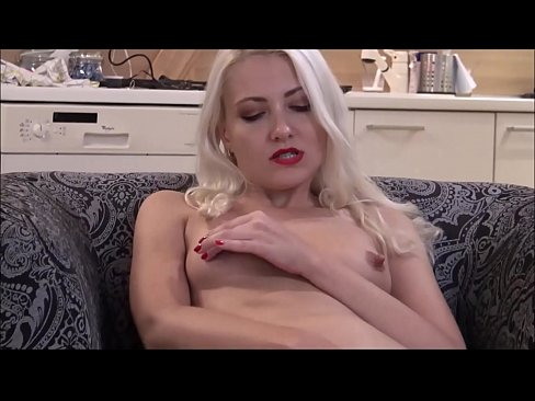 I masturbated on chair So horny action Helena Moeller