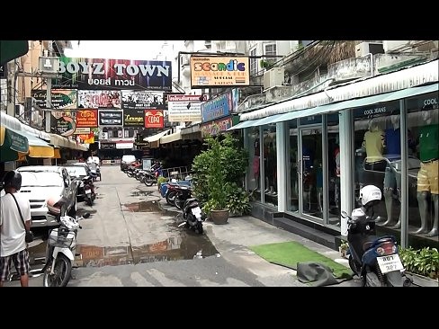 Soi 13/3 Walking Street Pattaya Thailand