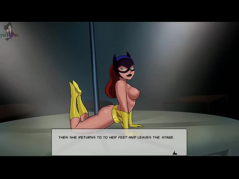 Dc Comics Something Unlimited Walkthrough Episode 6 Batgirl Hot Sexy stripping Harley Quinn