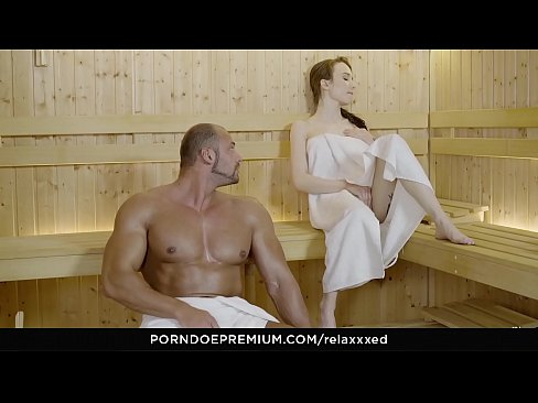 cover video relaxxxed    tattooed angel rush erotic sauna sex session and facial