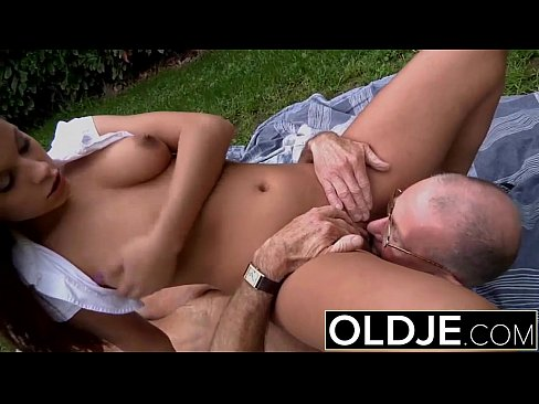 Old young Hardcore ANAL for BEAUTIFUL TEEN with cumshot swallow babe - XNXX.COM