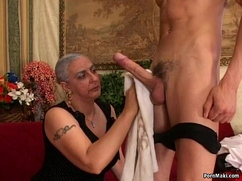 Clip sex Granny Loves Big Dick