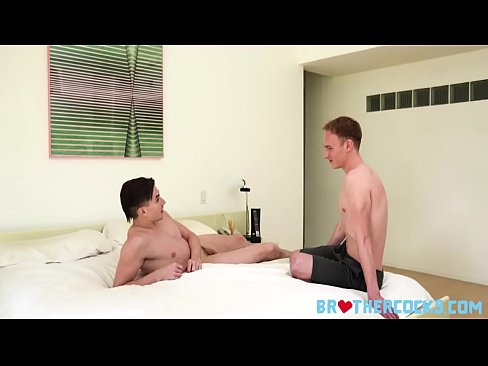 Hot For My Handosme Brother - Jack Hunter, Eric Charming